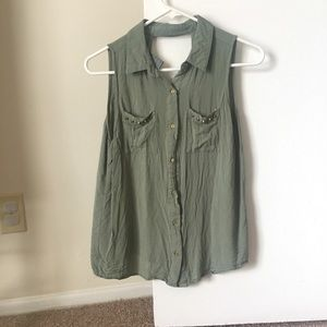 Charlotte Russe Top Size medium